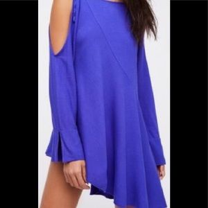 🌀Free People Free Skies Purple Tunic🌀